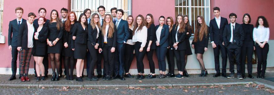 Studenti ambasciatori ONU 2016