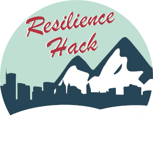 Logo Climate Action: Resilience#Hack