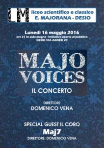 Majo Voices: Il Concerto