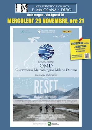 Reset - a cura della Fondazione OMD