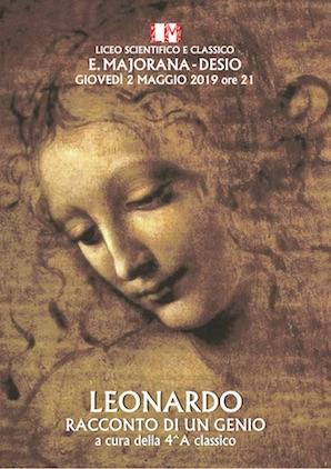 Leonardo. Racconto di un genio